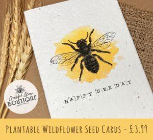 Buy Plantable Wildflower Seed Cards