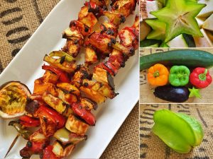 Easy Vegan Kebab Recipe